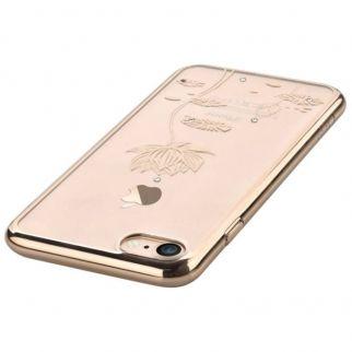 DEVIA Crystal Lotus for iPhone 7 (Swarovski) Gold