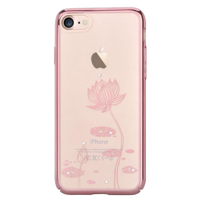 DEVIA Crystal Lotus for iPhone 7 (Swarovski) Rose
