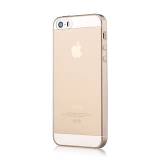 DEVIA Naked Soft case for iPhone 5/5S/SE Clear
