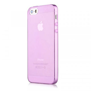 DEVIA Naked Soft case for iPhone 5/5S/SE Pink