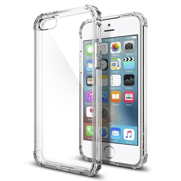 SPIGEN Ultra Thin Air for iPhone 5/5S - Crystal Sh