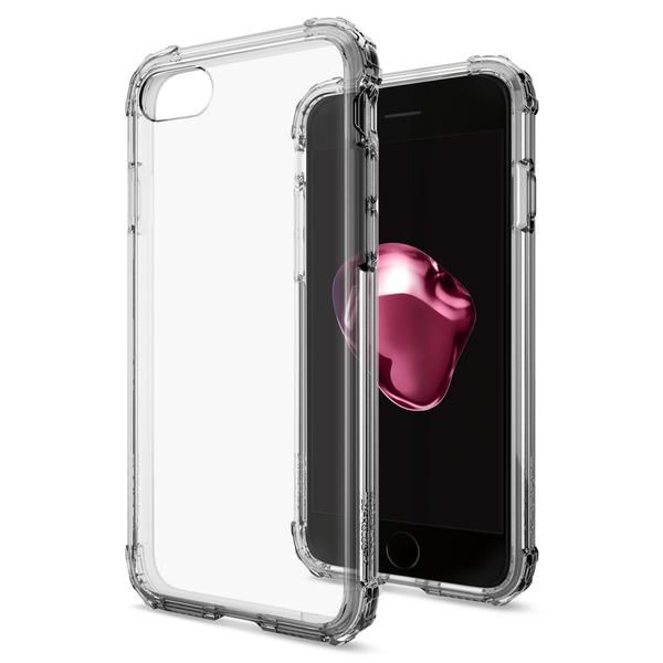 SPIGEN Crystal Shell for iPhone 7 - Dark Crystal