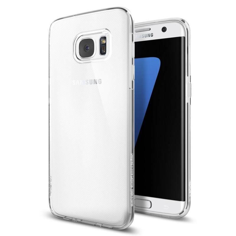 SPIGEN Liquid  for Galaxy S7 Edge - Crystal