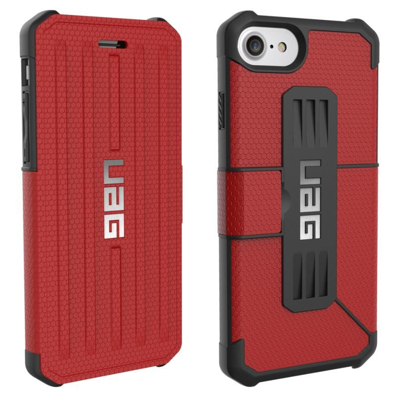 UAG Metropolis Case Magma for iPhone 7/6S - Magma