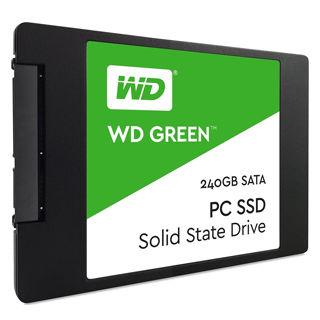 """WD SSD Green 240GB/2,5""""/SATA3/7mm"""