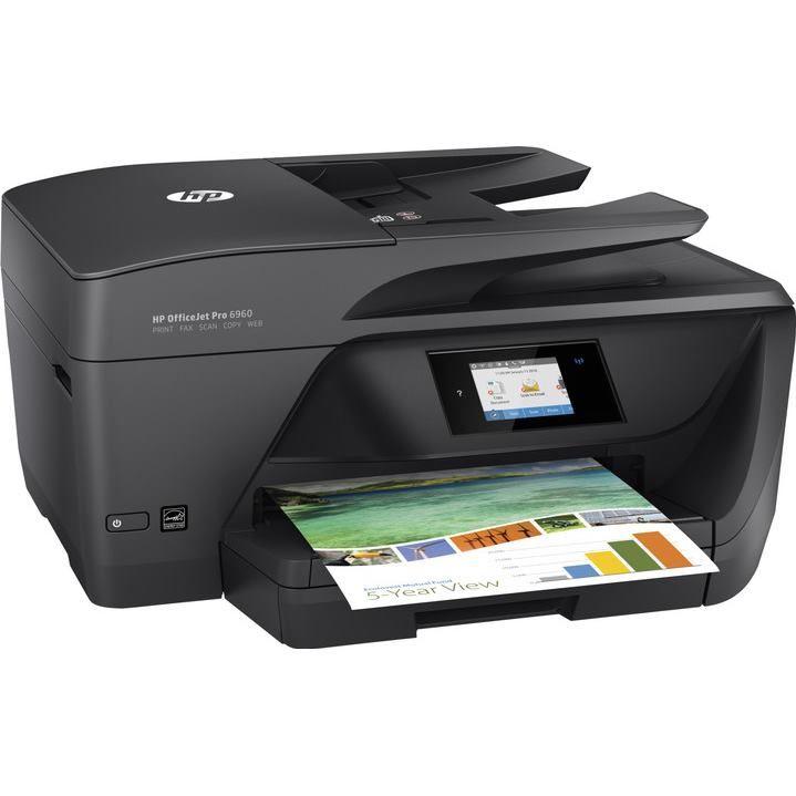 HP Multifunkcia Officejet Pro 6960 A4