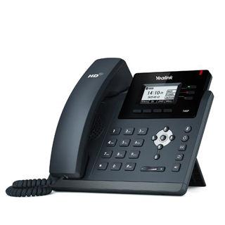 "YEALINK SIP-T40P tel., PoE, 2, 3"" 132x64 LCD, 3 pr"