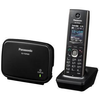 PANASONIC IP Telefón KX-TGP600CEB Black