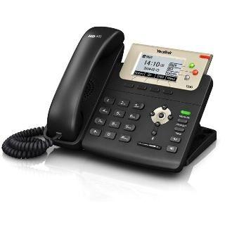 "Yealink SIP-T23G IP tel.,PoE,2,8"" 132x64 LCD,3 pro"