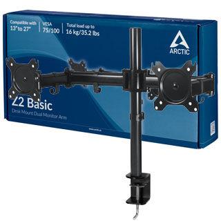 ARCTIC COOLING Z2 Basic DUAL stojan