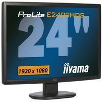 """Monitor LCD 24""""LCD iiyama E2409HDS-Full HD,16:9,repro,2ms,HDMI - E2409HDS"""