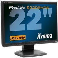 """Monitor LCD 22"""" LCD iiyama E2208HDS - 16:9,DVI,2ms,Repro - E2208HDS"""