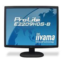 """Monitor LCD 22""""LCD iiyama E2209HDS-16:9,Full HD,HDMI,20000:1 - E2209HDS"""