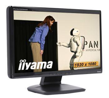 """Monitor LCD 22"""" LCD IIYAMA E2208HDS-2 -16:9,Full HD,DVI,piano b - E2208HDS-2"""