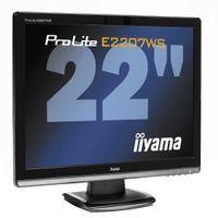 "Monitor LCD 22""LCD iiyama ProLite E2207WS-2,2ms,DVI,60000:1 - E2207WS"
