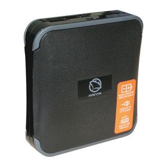 MANTA Powerbanka 7000 mAh MPB004B čierna