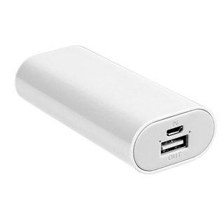 TRACER - Power Bank 5200 mAh White