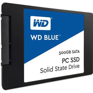 """WD SSD Blue 500GB/2,5""""/SATA3/7mm"""