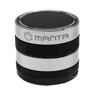 MANTA Bluetooth reproduktor TUBER MA407