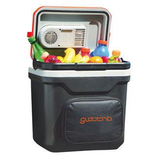 GUZZANTI prenosná autochladnička 24L GZ24E