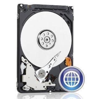 """WD BLUE 750GB/2,5""""/8MB/9,5mm"""