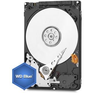 """WD BLUE Mobile 500GB/2,5""""/16MB/7mm"""