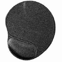Podložka pod myš - gelova čierna