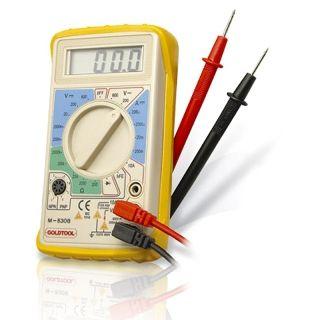 GOLDSUN Digitálny multimeter M-830B