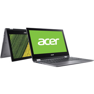 "ACER Spin 1 11.6"" FHD Dot N4200/4G/64G/Int/W10 gre"