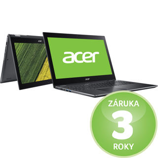 "ACER Spin 5 13.3"" FHD Dot i5-8250U/8/256/Int/W10 g"