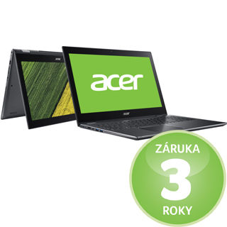 "ACER Spin 5 15.6"" FHD Dot i5-8250U/8/256/Int/W10 g"