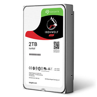 """SEAGATE Iron Wolf 2TB/3,5""""/64MB/26mm"""