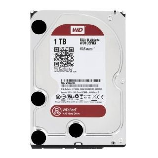 """WD Red NAS 1TB 3,5""""/64MB/26mm"""