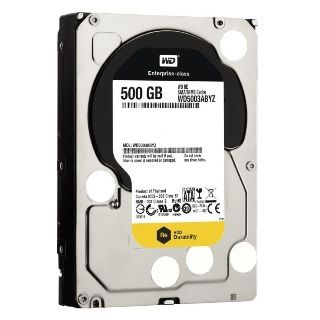 """WD Re 500GB/3,5""""/64MB/26mm"""