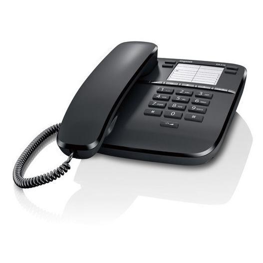 Gigaset DA310 Telefónny prístroj čierny