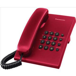 PANASONIC KX-TS500FXR Telefonny pristroj