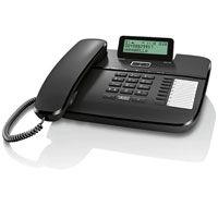 Gigaset DA710 Telefónny prístroj čierny