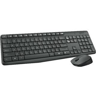LOGITECH  Wireless Desktop MK235 CZ