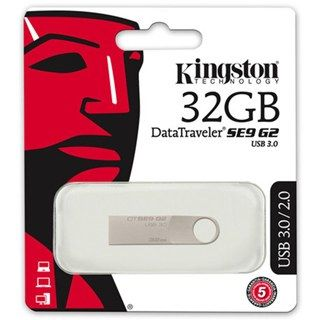KINGSTON -- DataTraveler SE9 G2 32GB