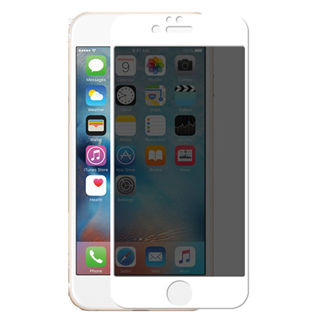 DEVIA tempered Glass for iPhone 7 White
