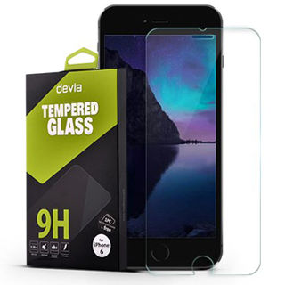 DEVIA Classic Temperated Glass for iPhone 7 Clear