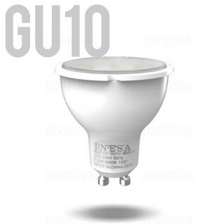 INESA LED žiarovka GU10/PAR16/6W/3000K/450lm