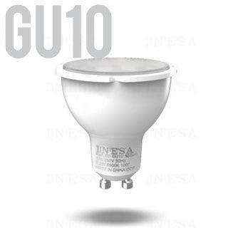 INESA LED žiarovka GU10/PAR16/6W/6500K/480lm