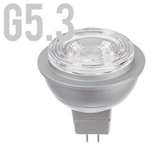 LED GE 7W MR16 GU5.3 400lm 2700K smievateľná