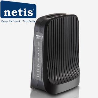 NETIS WF2412 wifi 150Mbps AP/router, 4xLAN, 1xWAN