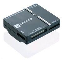Connect IT čítačka kariet + SIM WAVE čierna