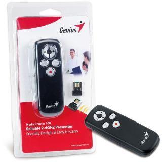 GENIUS -- Media Pointer 100 USB mini reciever 2,4G