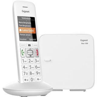 GIGASET E370 Telefónny prístroj biely