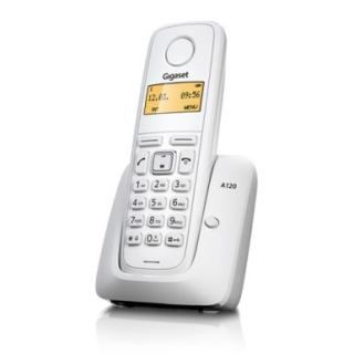 Gigaset A120 Telefonny pristroj biely