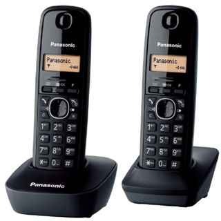 PANASONIC KX-TG1612FXH Telefonny pristroj twin pac